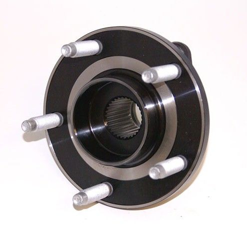 Audi RS6 C6 Saloon 6//2008-8//2011 Rear Wheel Bearing Hubs With ABS 140mm Flange