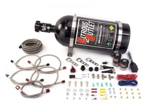 Nitrous Outlet Ford EFI Dual Nozzle System