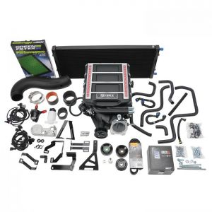 Edelbrock Supercharger Stage 1 2650 SuperCharger Kit #156640 14-18 Cadillac/ Chevy/GMC Truck/SUV Gen V 6.2L (NO TUNE)