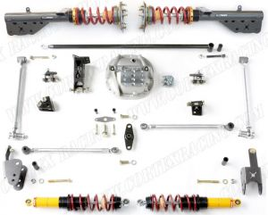 Cortex Xtreme Grip Suspension System S197 -Track (05-14 Mustang)