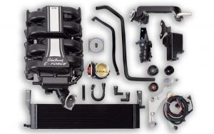 Edelbrock 2011-2012 Mustang 5.0 E-Force Supercharger Competition Kit (1589)