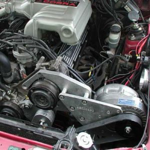 Procharger High Output Intercooled Supercharger System - P-1SC (86-93 5.0)