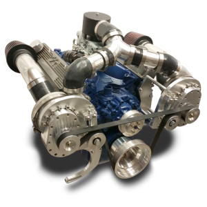 Torqstrom Ford 351 Cleveland Twin Supercharger Kit