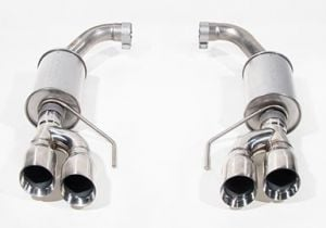 Roush Axle-Back Exhaust Kit (18-19 Mustang 5.0L GT)