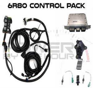 6R80 Control Pack For 11-Up Coyote and GT500 Engines