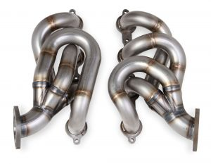 Hooker Blackheart Shorty Headers 2010-2015 Camaro SS 6.2L-V8 304SS 1-7/8 Shorty Header - Natural Finish, 50 State Smog Legal, C.A.R.B. EO# D-115-27