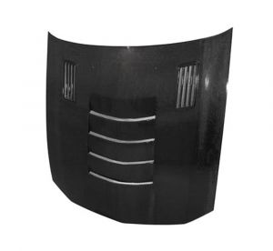 Anderson Composites Carbon Fiber Type-SSII Hood (05-09 Mustang)