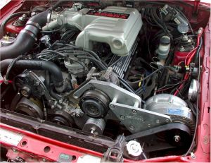 Procharger HO Intercooled Tuner Kit With P1SC 8 Rib (Mustang & Cobra 86-93)