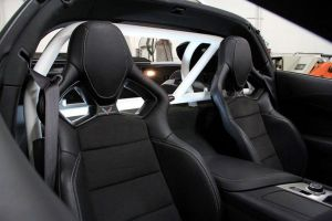 RPM Rollbars C7 Stingray Z51 Z06 Corvette Coupe Roll bar w/ FREE GoPro Style Action Camera & Harness Belt