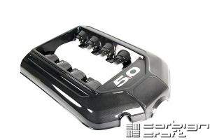 Carbon Craft 2011-2013 Mustang Carbon Fiber Engine Cover