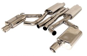 Billy Boat Exhaust Dodge Charger/Magnum