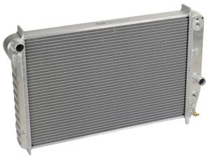DeWitts 2001-2004 Corvette Radiator (Automatic) w/ Engine Oil Cooler & Transmission Cooler