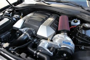Procharger Stage II Intercooled Tuner Kit (Chevy Camaro SS 10-15)