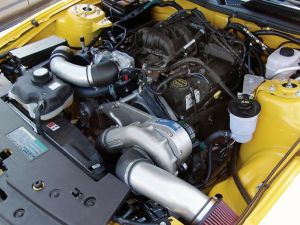Procharger Stage II Intercooled P-1SC- Supercharger Kit (Mustang V6 05-10)