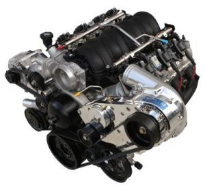 Procharger LS / LSX Transplant Serpentine HO Kit With F-1D, F-1, OR F-1A For EFI/CARB