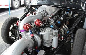 Procharger Ford SBF Integrated Racedrive Supercharger F-1X-12 Blower & Gear Drive
