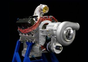Procharger Ford SBF Integrated Racerdrive Supercharger F-3R-130 Blower & Gear Drive