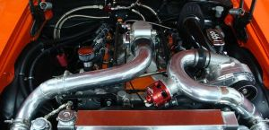 Procharger LS / LSX Transplant Serpentine HO Intercooled Kit With F-1C OR F-1R For EFI/CARB
