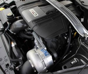 Procharger Stage II Intercooled P-1SC-1 Tuner Kit (Mustang GT 18+ 5.0L)