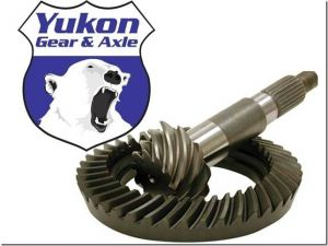 Yukon Gear& Axle  High Performance Gear Set For Ford 8.8in in a 3.27 - 4.11 Ratio (79-04)