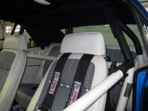 RPM Rollbars Camaro First Generation Roll bar w/ FREE GoPro Style Action Camera & Harness Belt