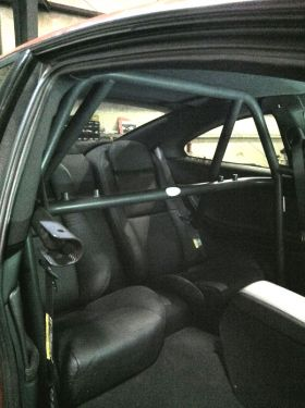RPM Rollbars GTO Roll bar (2004-2006) w/ FREE GoPro Style Action Camera & Harness Belt