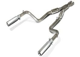 SLP Loud Mouth II Exhaust System (2011-2014 Charger 5.7L)