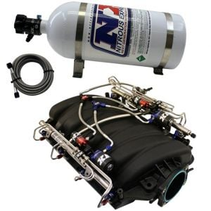 NX Factory LS3 Intake W/ NX Piranha Direct Port