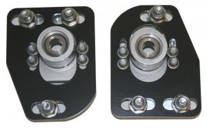 J&M Mustang Double Adjustable Caster Camber Plates (79-1993)