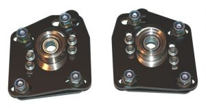 J&M Mustang Double Adjustable Caster Camber Plates (94-04)