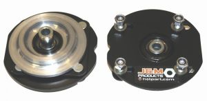 J&M Mustang Fully Adjustable Camber Plates (05-10)