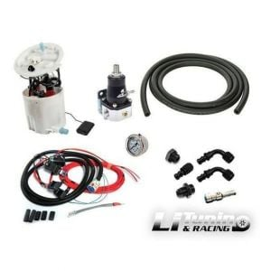 Li Tuning & Racing Dual Return Style 1000RWHP Fuel System (2011-2020 Mustang)