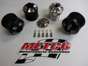 Metco Shelby GT500 Supercharger Pulley Kit