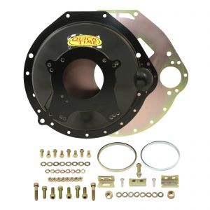 QUICK TIME BELLHOUSING - CHEVY Perfect fit for Chevy LS engines Corvette manual transmissions ( C6 Corvette 2005-2008, Late LT1 and LT4 engines)