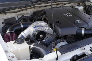 High Output Intercooled Tuner Kit with D-1SC (2005-2015 Tacoma 4.0L)