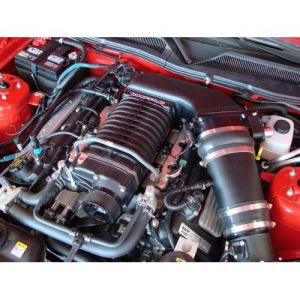 Whipple 2.9L Supercharger Complete Kit- (07-14 Shelby GT500)-GEN 4